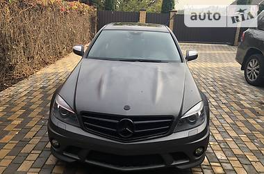 Mercedes-Benz C 63 AMG Limited edition 2008