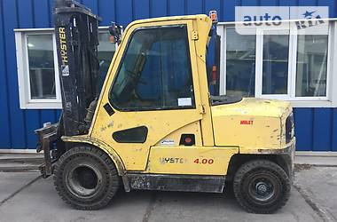 Hyster H 4.0xm 2005