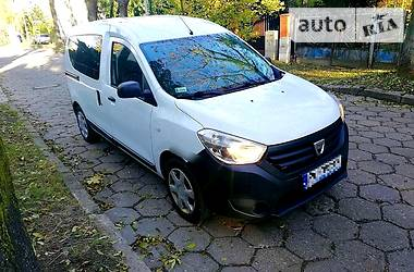 Renault Dokker пасс. 1.5 dci 2014