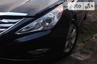 Hyundai Sonata gdi 2013