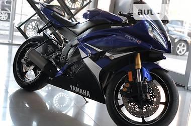Yamaha R6 2013