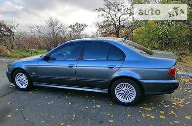 BMW 520 М 54 2002
