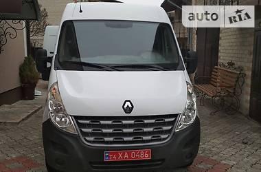 Renault Master груз. 2014