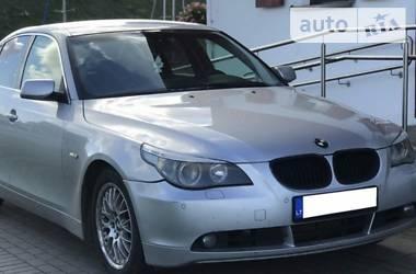 BMW 530 E.60. 2005