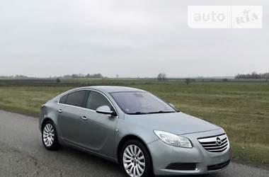 Opel Insignia 2.0 TDI 2010