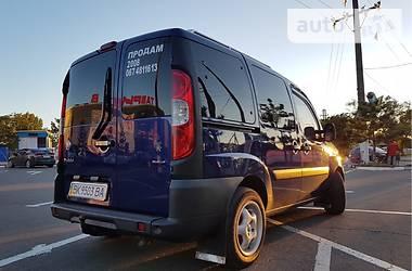 Fiat Doblo пасс. 1.9 2008