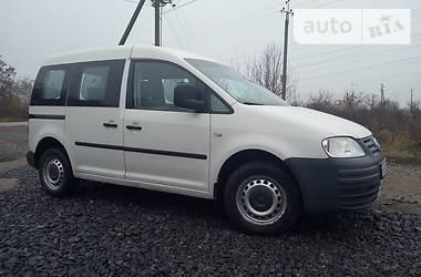 Volkswagen Caddy пасс. 1.9 TDI 2007