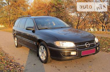 Opel Omega 2.0 CD 1997