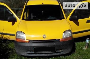 Renault Kangoo пасс. пасажир 2000