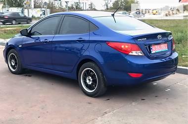 Hyundai Accent 1.6 at comfort 2012