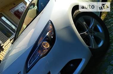 Opel Astra J Turbo GTC 2013