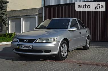 Opel Vectra B RESTYLING 1999