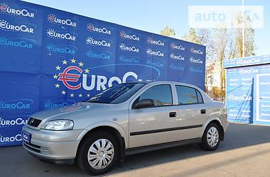 Opel Astra G 2006 TWINPORT 2005