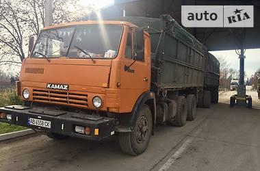 КамАЗ 55102 самосвал 1985