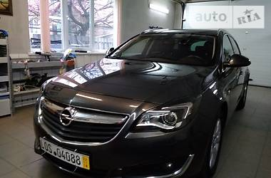 Opel Insignia A- Sport Business. 2015