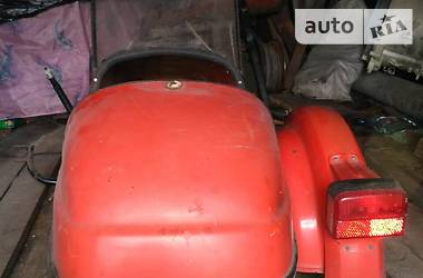 Jawa (ЯВА) 634 vilorex652 1986