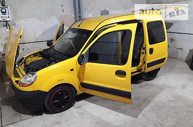 Renault Kangoo груз. GRAND COMFORT 2003