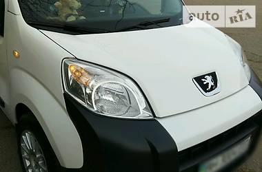 Peugeot Bipper пасс. 2013