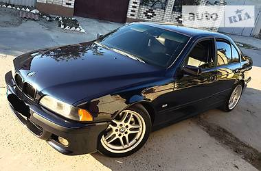 BMW 530 3.0D M Packet 1999