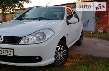 Renault Symbol Clio-Symbo 2012