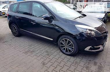 Renault Grand Scenic BOSE Panorama 2013