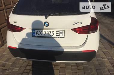 BMW X1 х-drive 2013