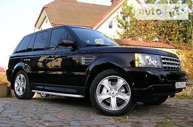 Land Rover Range Rover Sport 3.6 TDV8 FULL 2008
