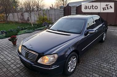 Mercedes-Benz S 350 long maximal 2004