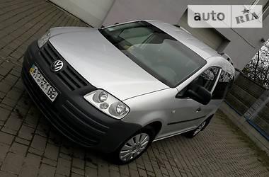 Volkswagen Caddy пасс. 1.9 2006