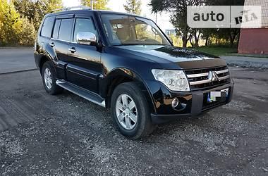 Mitsubishi Pajero Wagon rokford 2007