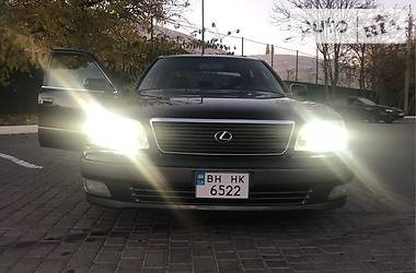 Lexus LS 400 2000