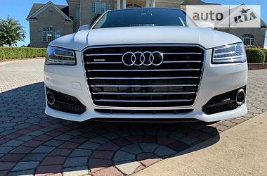 Audi A8 4.0T SPORT 2017