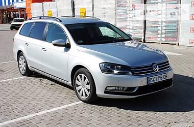 Volkswagen Passat B7 2.0TDI 2012