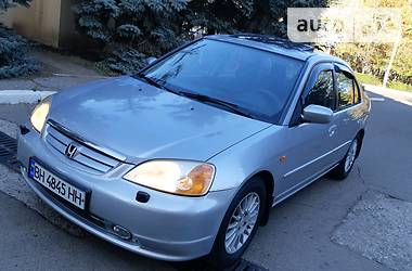 Honda Civic 1.6i 2002