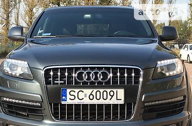 Audi Q7 4.2 TDI quattro 2007