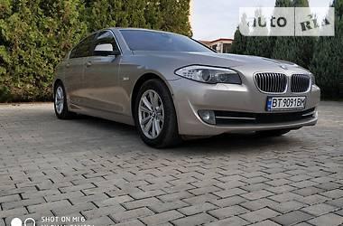 BMW 525 Diesel xDrive 2013