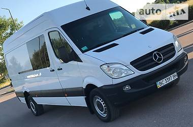 Mercedes-Benz Sprinter 313 пасс. IDEAL WEBASTO 2010