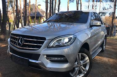 Mercedes-Benz ML 350 Black Edition Bluete 2014