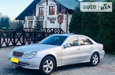 Mercedes-Benz E 320 AVANTGARDE 2003