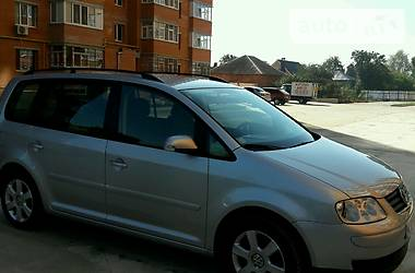 Volkswagen Touran Volkswagen Touran 2006