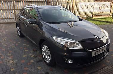 Renault Megane Grandtour 110 2012