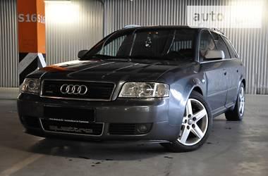Audi A6 2.5 i V6 132kw 2002