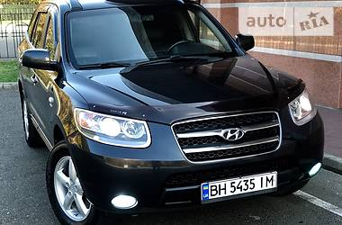 Hyundai Santa FE 2.2-CRDI//EXCLUSIVE 2009