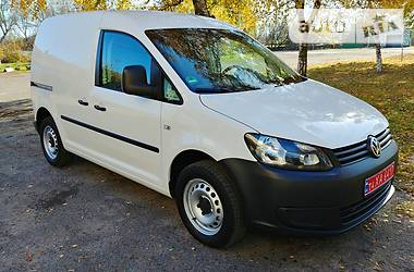 Volkswagen Caddy груз.  CLIMA 75KW 2015