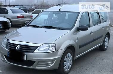 Renault Logan MCV 2010