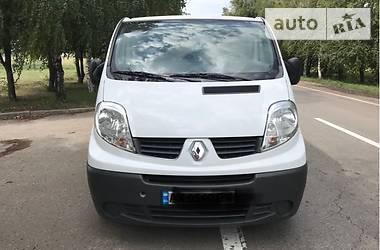 Renault Trafic груз. A/C 2007
