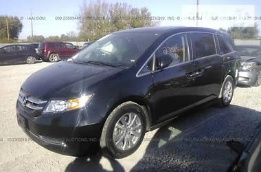 Honda Odyssey EXL 2016