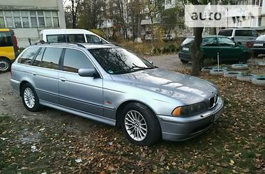 BMW 525 e 39. vebasto 2002