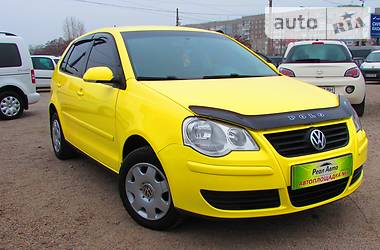 Volkswagen Polo 1.4 A\\T 2006