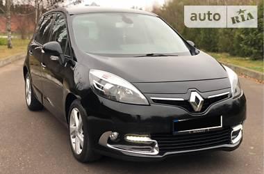 Renault Scenic X-mod 2013